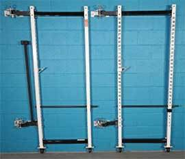 Space Saving Power Rack from TDS